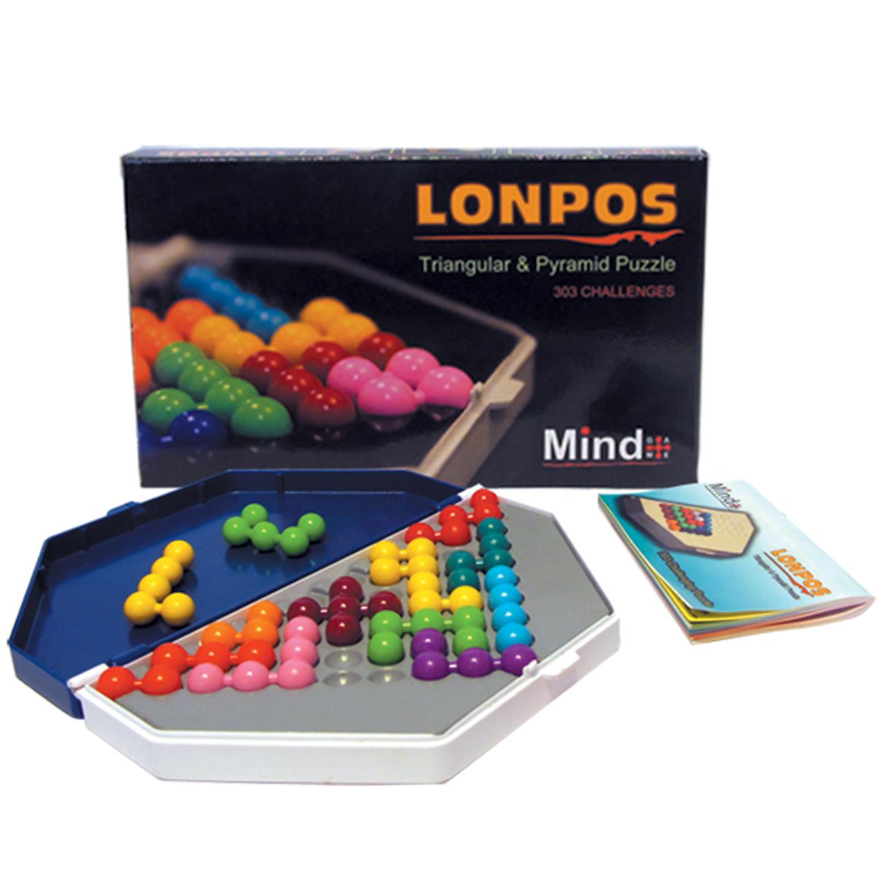 عکس بازی فکری فکرانه مدل LONPOS
