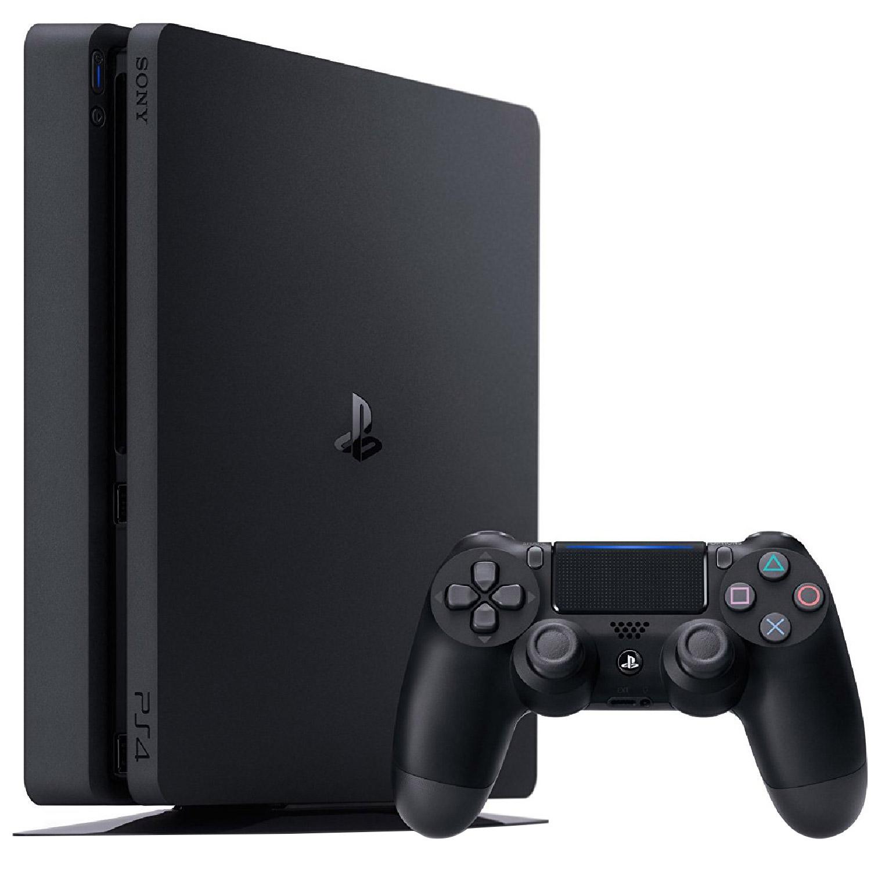 خرید کنسول بازی سونی مدل Playstation 4 Slim کد Region 2 CUH-2216B ظرفیت یک ترابایت