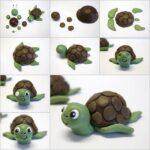 عکس آموزش خمیر بازی برای کودکان و بزرگان[+طرح های قابل ساخت]