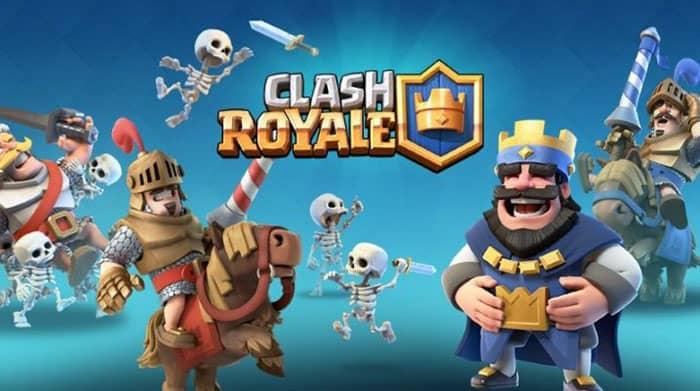 بازی آنلاین Clash Royale