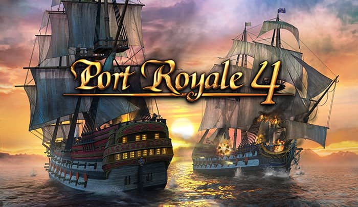 بازی  Port Royale 4