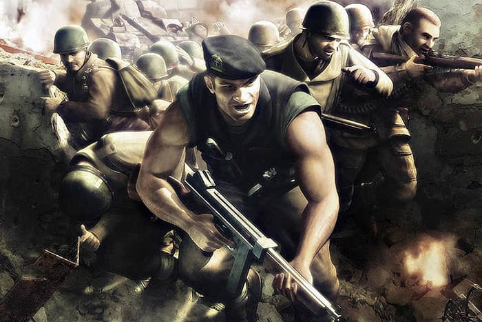 بازی Commandos 2: HD Remaster