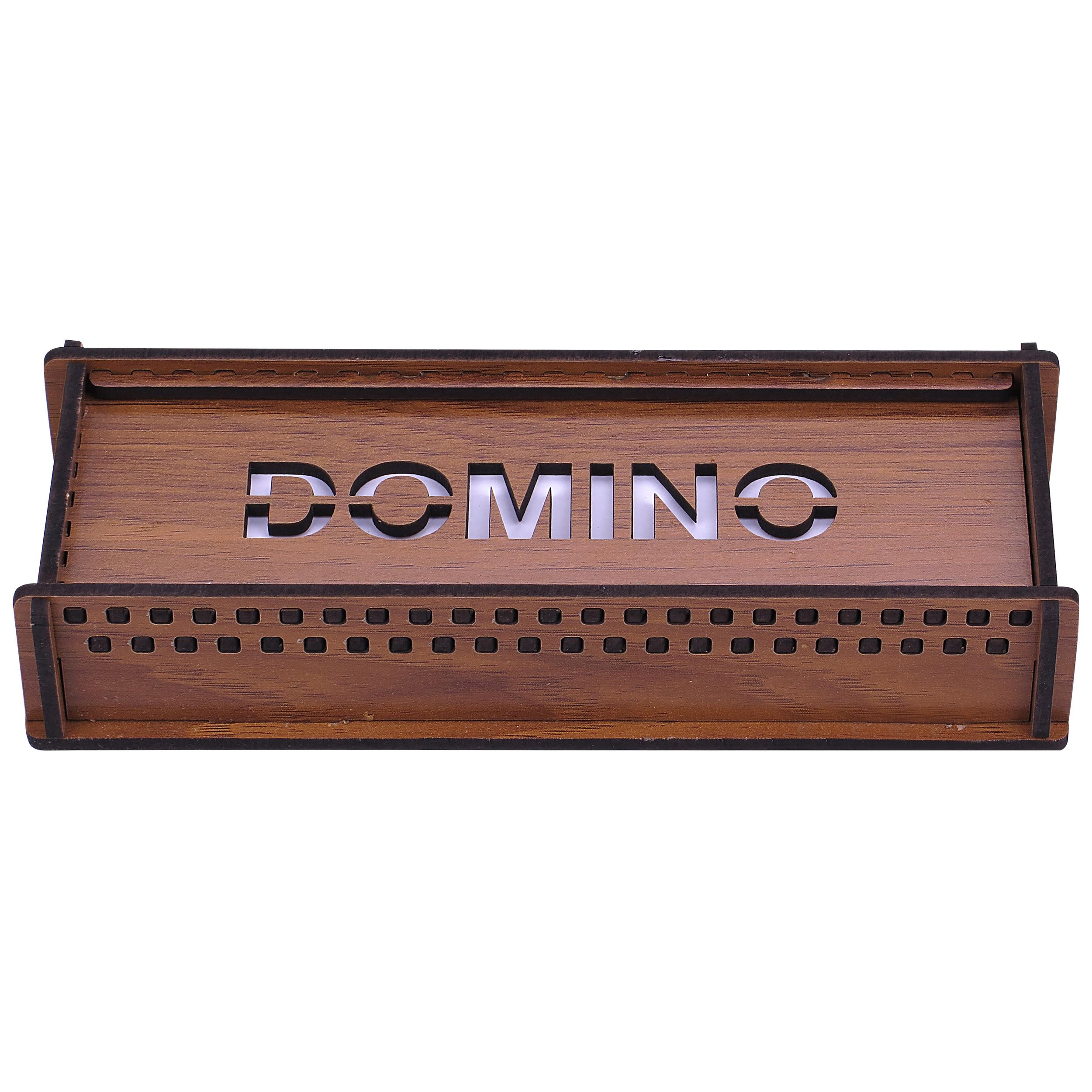 بازی فکری دومینو کد BT123