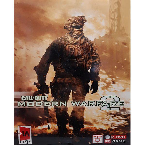 عکس بازی CALL OF DUTY MODERN WARFARE 2 مخصوص PC