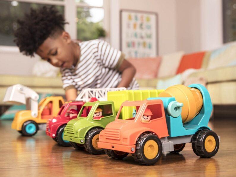 عکس معرفی انواع اسباب بازی های پسرانه