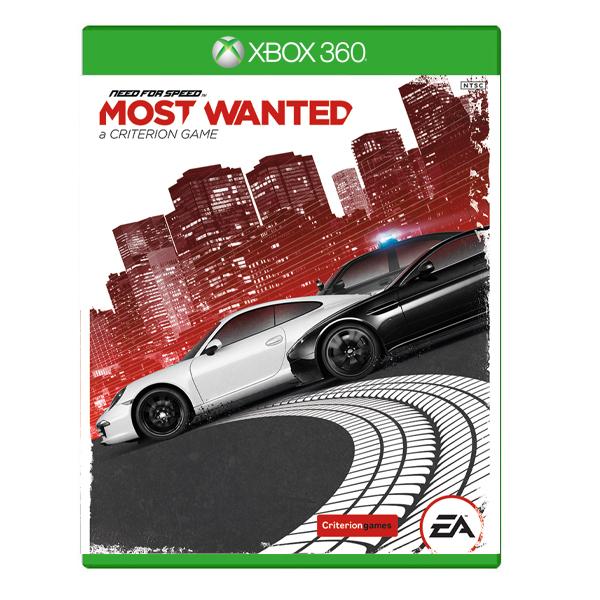 بازی Need For Speed:Most Wanted مخصوص Xbox 360