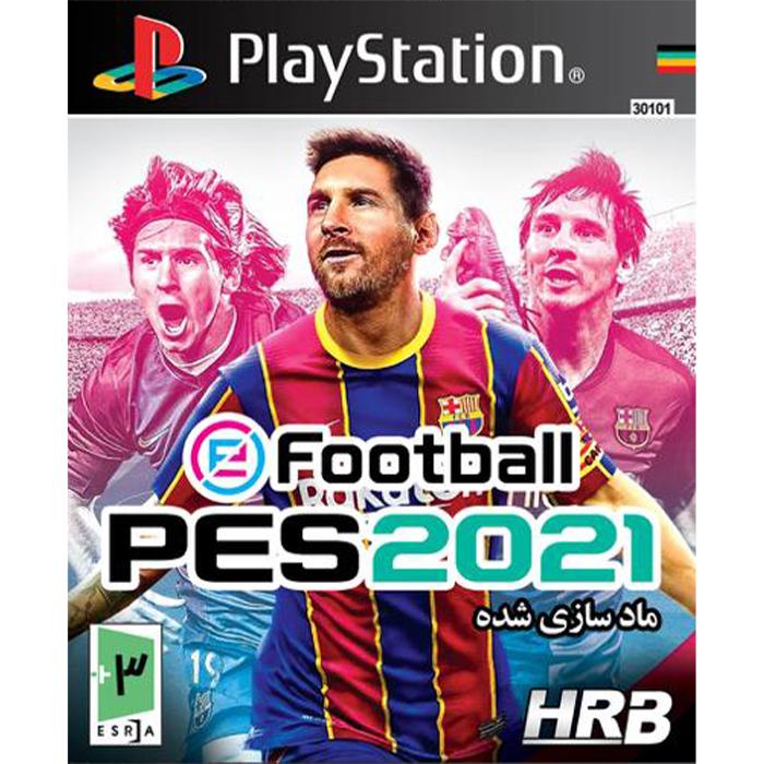 عکس بازی PES 2021 مخصوص PS1