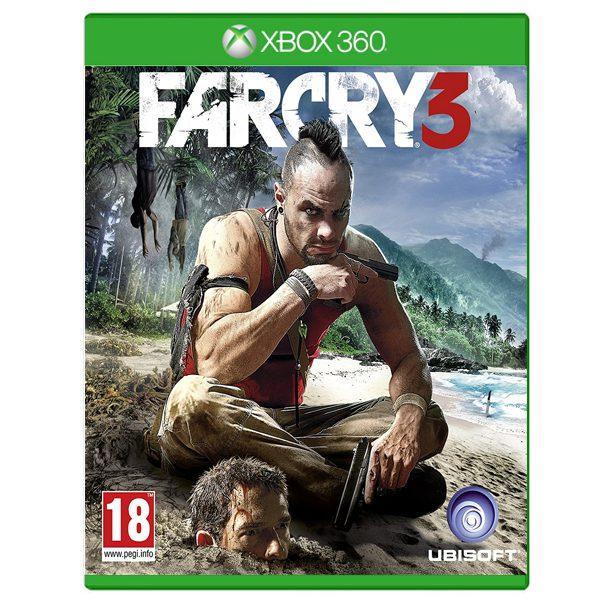 عکس بازی FARCRY 3 مخصوص Xbox 360