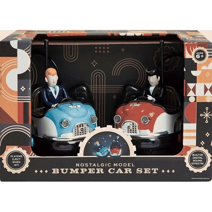 ماشین bumper