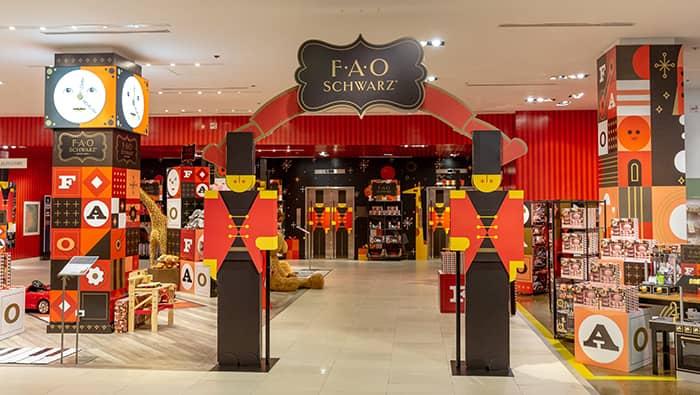 عکس بهترین و بزرگترین فروشگاه های اسباب بازی جهان