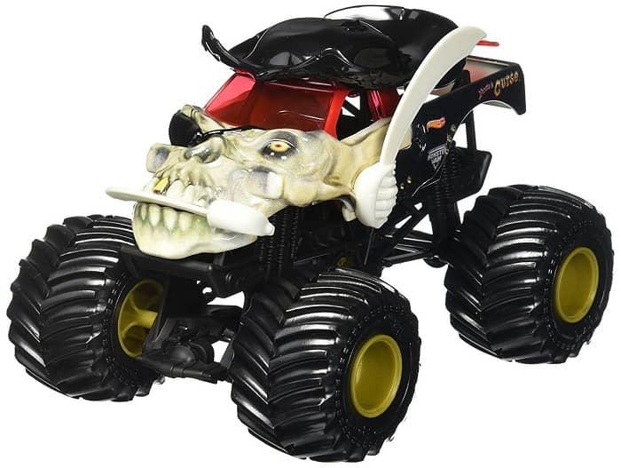ماشین monster truck