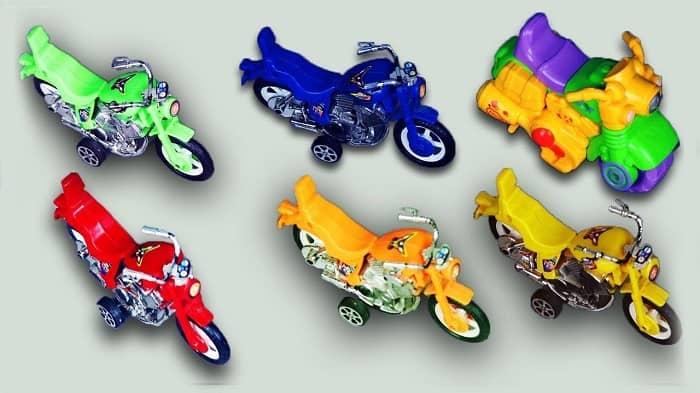 موتورسیکلت اسباب بازی
