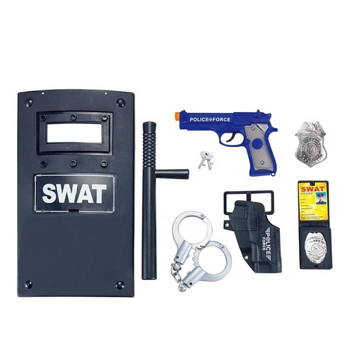اسباب بازی ابزار پلیس