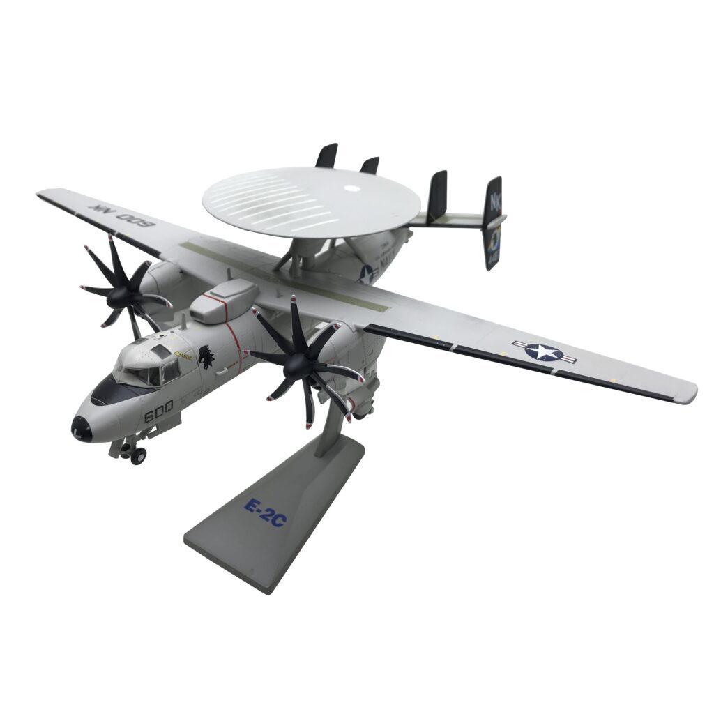 عکس هواپیما طرح Hawkeye E-2C