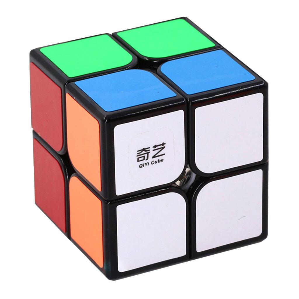 عکس مکعب روبیک کای وای مدل QiDi کد 022