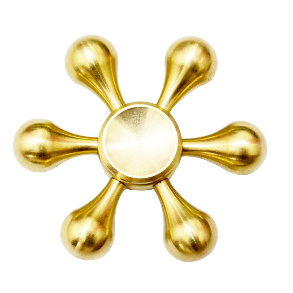 اسپینر دستی مدل Gold Molecule