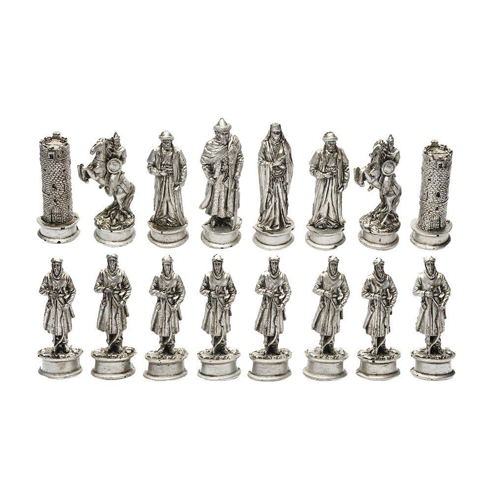 مهره شطرنج کد MSA3A مجموعه 32 عددی