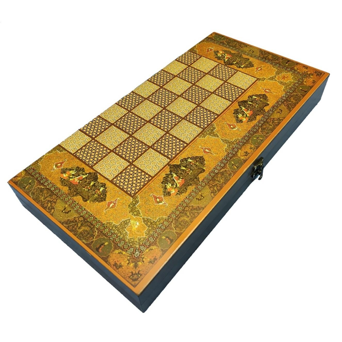خرید تخته شطرنج مدل X22