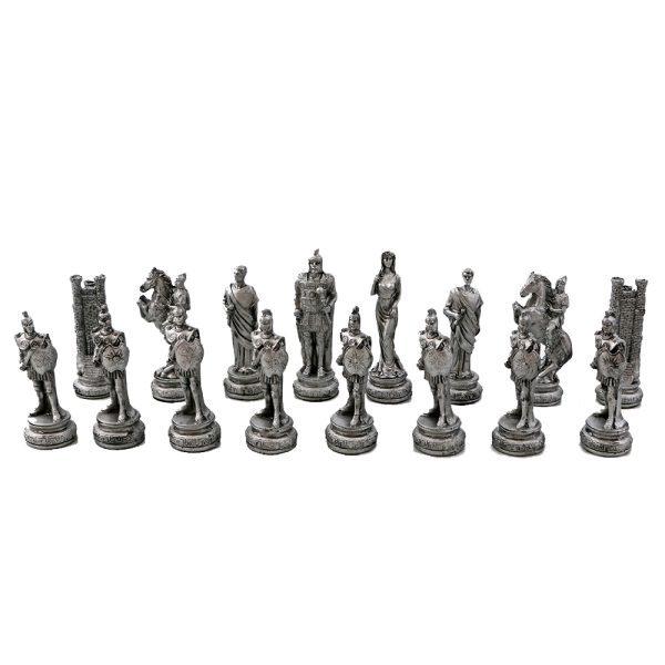 مهره شطرنج کد MSR1A مجموعه 32 عددی